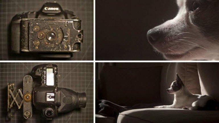 100 Yıllık Lensten Bu Fotoğraflar Çıktı!