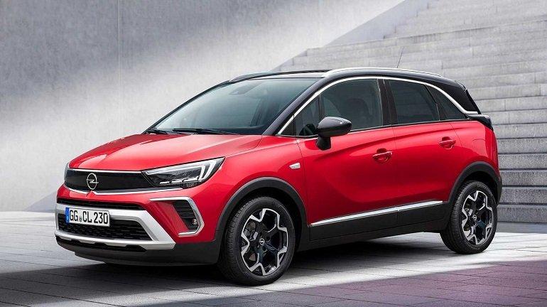 2021 Opel Crossland tanıtıldı! Yeni model neler sunuyor? İşte tasarımı