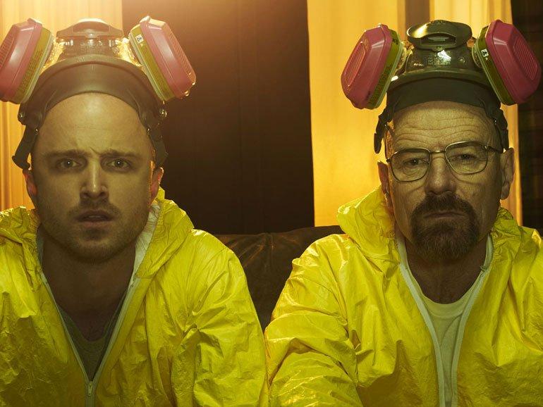 21. yüzyılın en iyi dizisi Breaking Bad oldu!