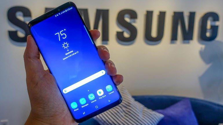 5G'li Galaxy S10, Çok Büyük Olacak