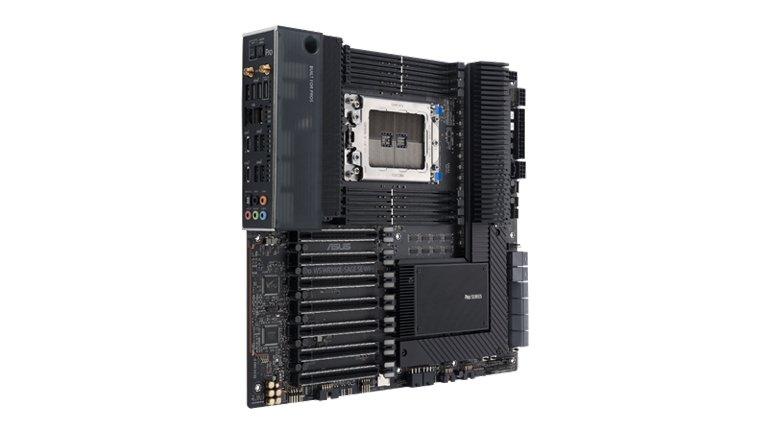 ASUS, AMD Ryzen Threadripper PRO Anakartlarını Duyurdu