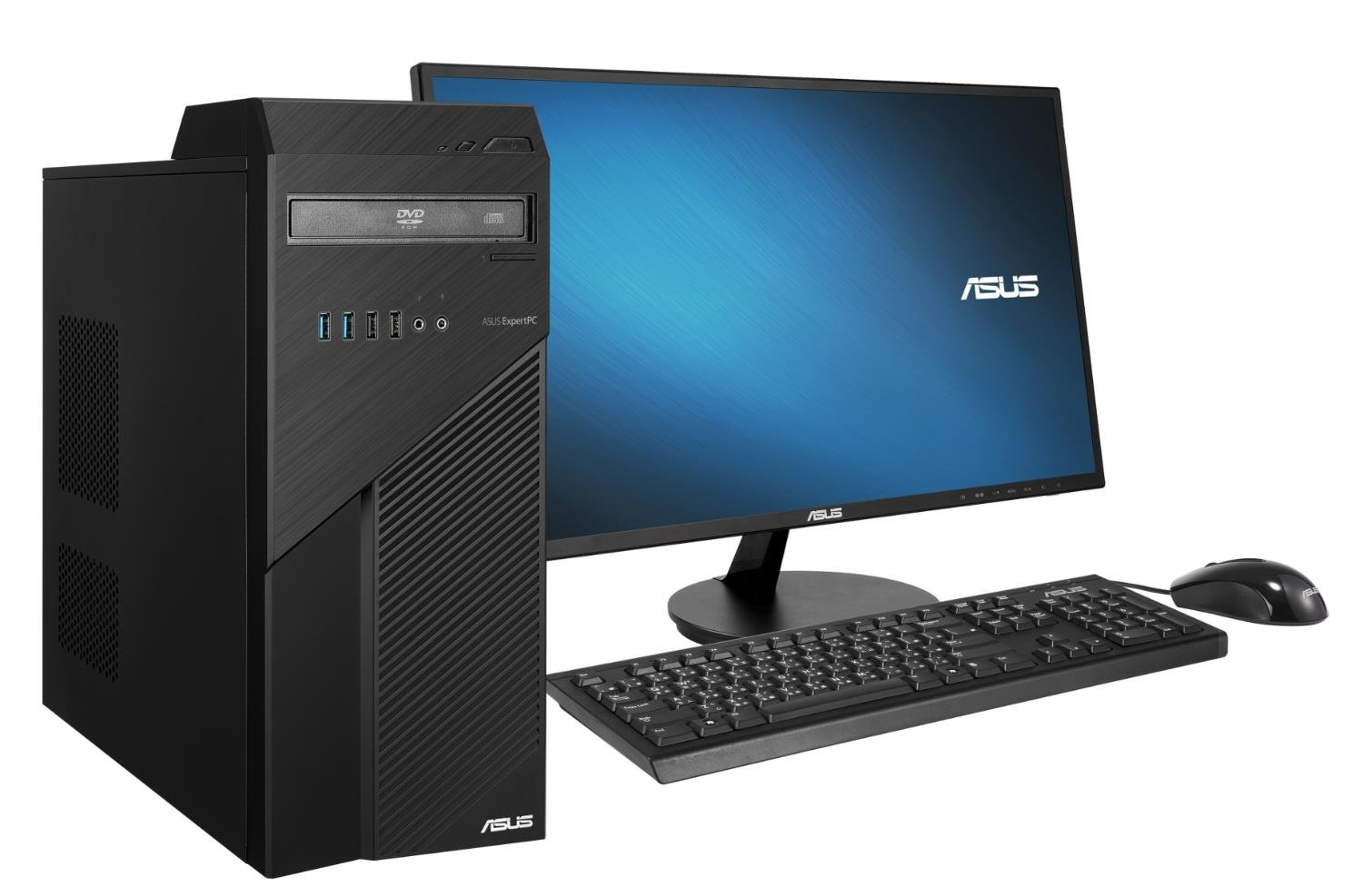 ASUS BUSINESS ExpertPC D5 Mini Tower D540MA inceleme