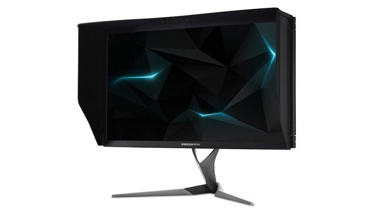 Acer'ın Quantum Dot'lu Monitör: Predator X27