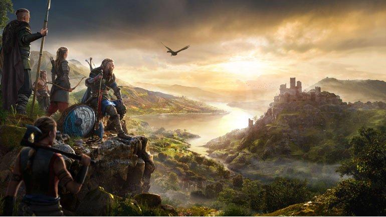 Assassin's Creed Valhalla, Xbox Series X İçin Oynanış Fragmanıyla Göründü