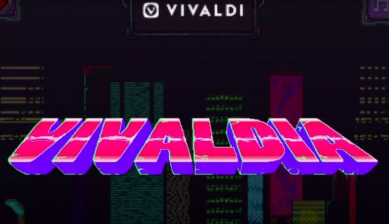Bir Gizli Tarayıcı Oyunu Daha: Vivaldi, Vivaldia ile Sürpriz Yaptı!