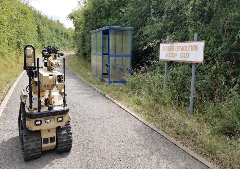 Bomba İmha Robotları Göreve Hazır!
