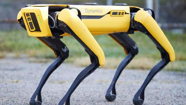 Boston Dynamics Robotlarından Arama Kurtarma Çalışmalarında Yararlanılacak