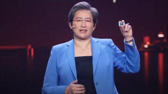 CES 2021'de Tanıtılan Ryzen 5000 Serisi mobil CPU'lar Intel'i Tehdit Ediyor