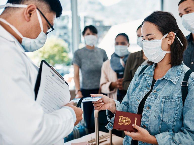 Covid-19 pasaportu ilk kez test edilecek! Peki Covid-19 pasaportu nedir?