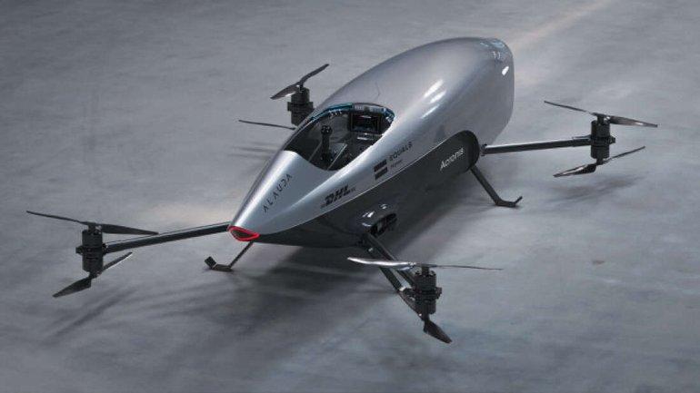 Dünyanın İlk Uçan Araba Yarışları İçin Düğmeye Basıldı