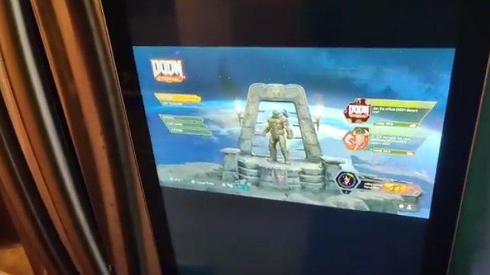 Efsane Oyunu, Sonunda Samsung Buzdolabında da Çalıştırdılar