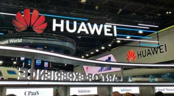 Elektrikli Araba Üretme Yarışına Sürpriz Bir İsim Daha Eklendi: Huawei!
