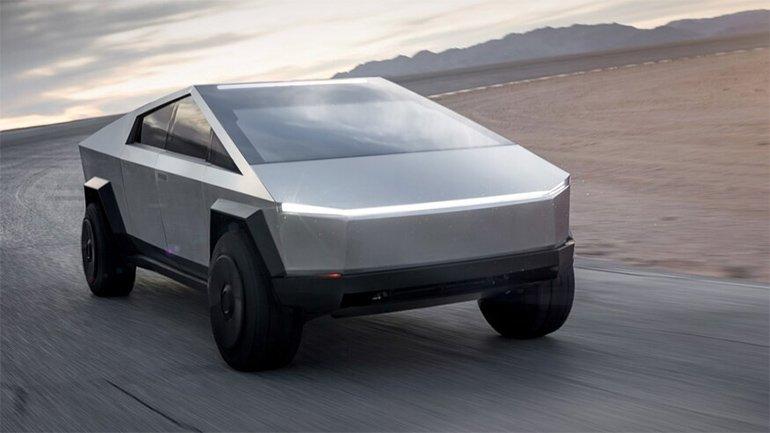 Elon Musk, Sıra Dışı Aracı Tesla Cybertruck İçin İlk Rakamları Açıkladı