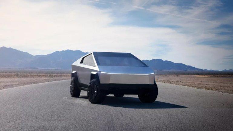 Elon Musk'tan, Cybertruck'ın Aynaları Hakkında İlginç Açıklama!