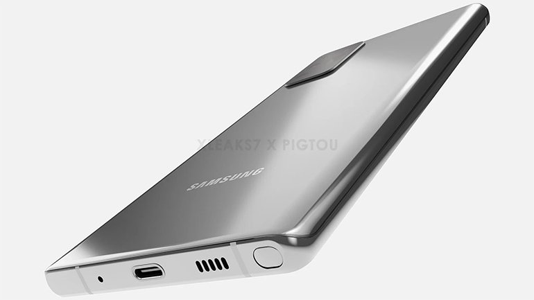 Galaxy Note 20 Nasıl Olacak? İlk Çizimler İnternette Göründü