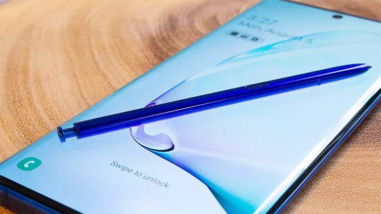Galaxy Note 20'ye Sürpriz Bir Rakip Geliyor