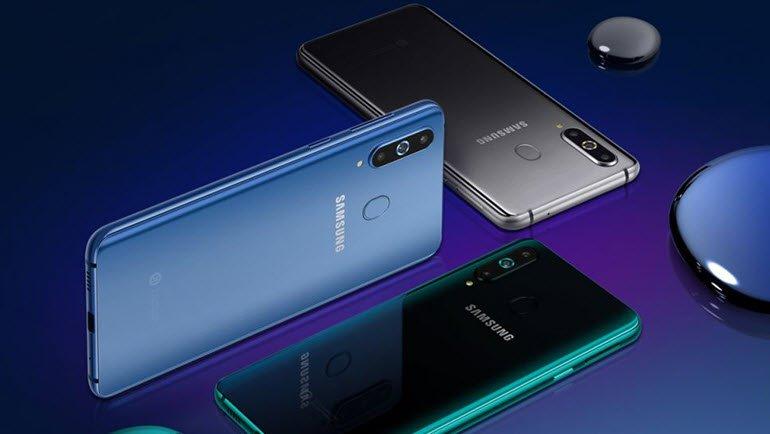 Galaxy S10'dan Önce Galaxy A10 Başaracak!