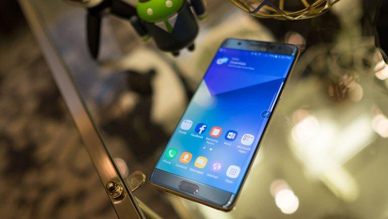 Galaxy S10+'un Boyutları Note 7'yle Çok Yakın