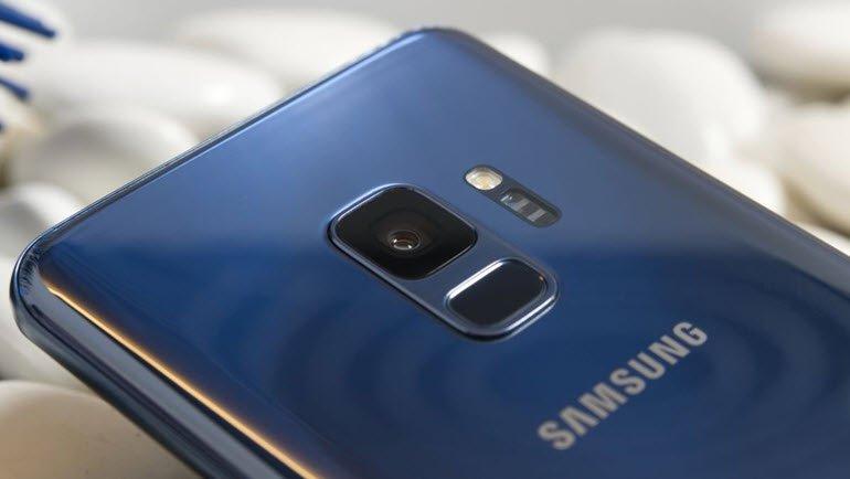 Galaxy S9, Avrupa'da Android 9'a Güncelleniyor