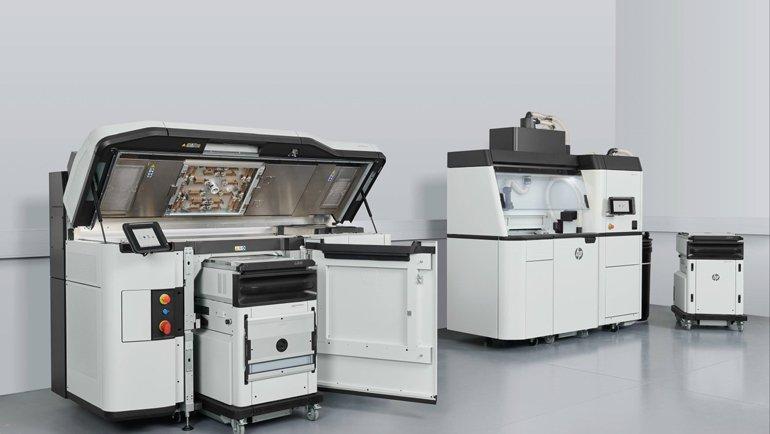 HP'den 3D Baskı ve Dijital Üretim Öngörüleri