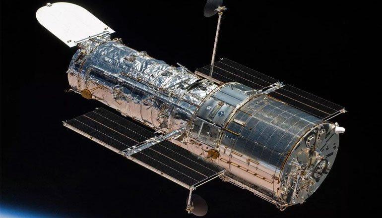 Hubble Uzay Teleskobunda Sorun Çıktı, Teleskop Güvenli Moda Geçirildi!