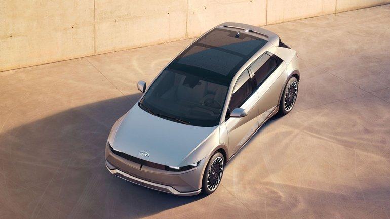 Hyundai Ioniq 5, Yeni Teknolojileri ile Birlikte Resmi Olarak Tanıtıldı