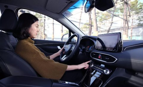Hyundai Santa Fe, Anahtarları Geride Bırakıyor