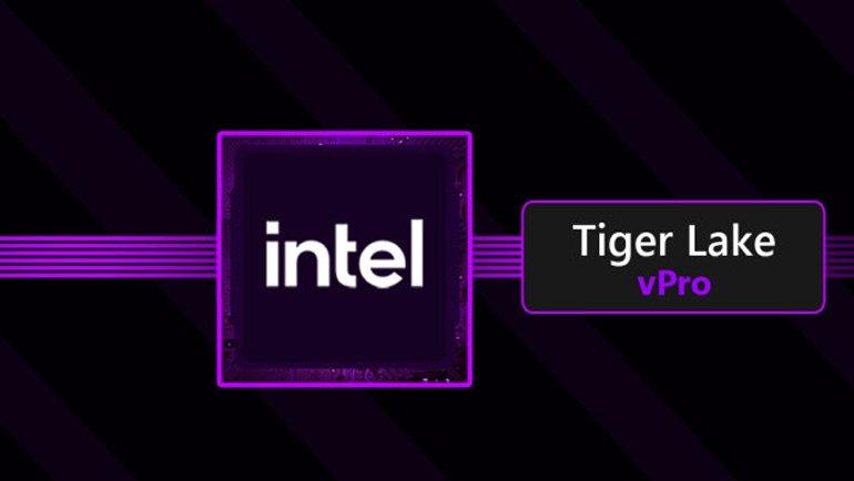Intel, Evo vPro ile Birlikte 11'inci Nesil vPro İşlemcileri Duyurdu