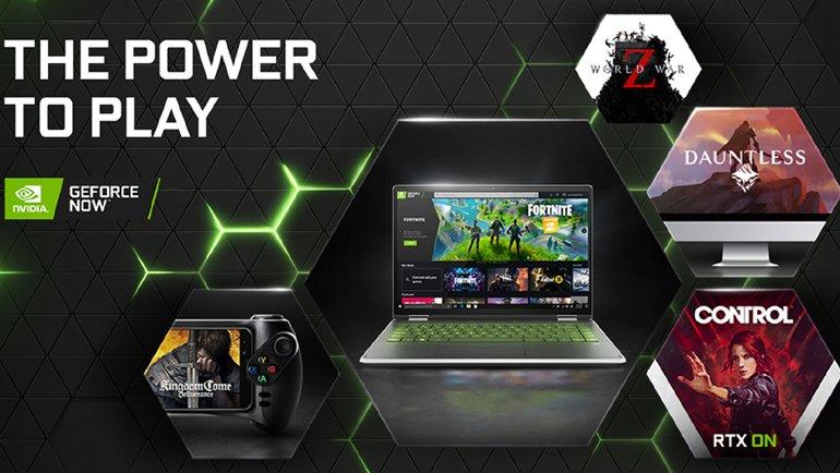 İşte GeForce NOW'a Eklenen Yeni 19 Oyun!