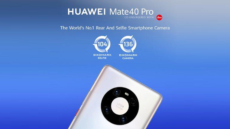 İşte Mobil Fotoğrafçılığın Yeni Kralı: HUAWEI Mate 40 Pro