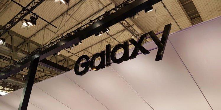 Katlanabilir Samsung Galaxy'ye devasa Batarya