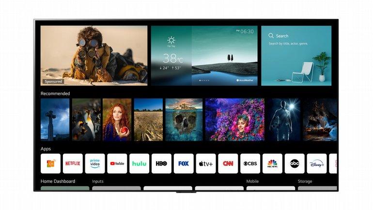 LG'ni Kendi TV İşletim Sistemi olan WebOS, Diğer Markalara da Geliyor