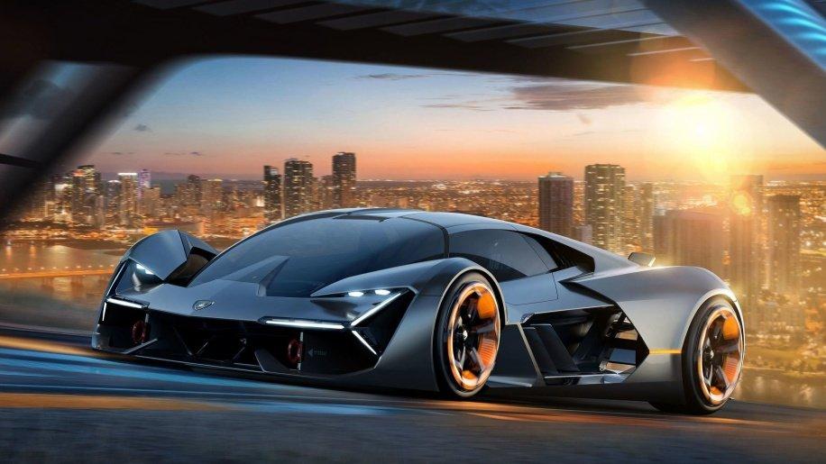 Lamborghini LB48H, Göz Alıcı Işıklara Sahip Olacak