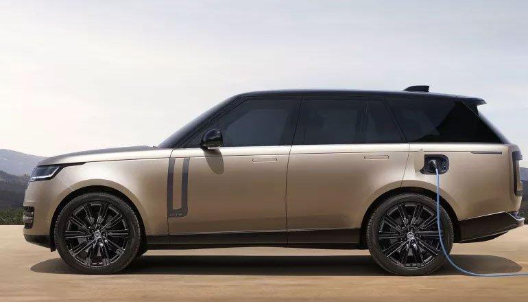 Land Rover, Tarihinin İlk Tamamen Elektrikli Range Rover'ı İçin Tarih Verdi