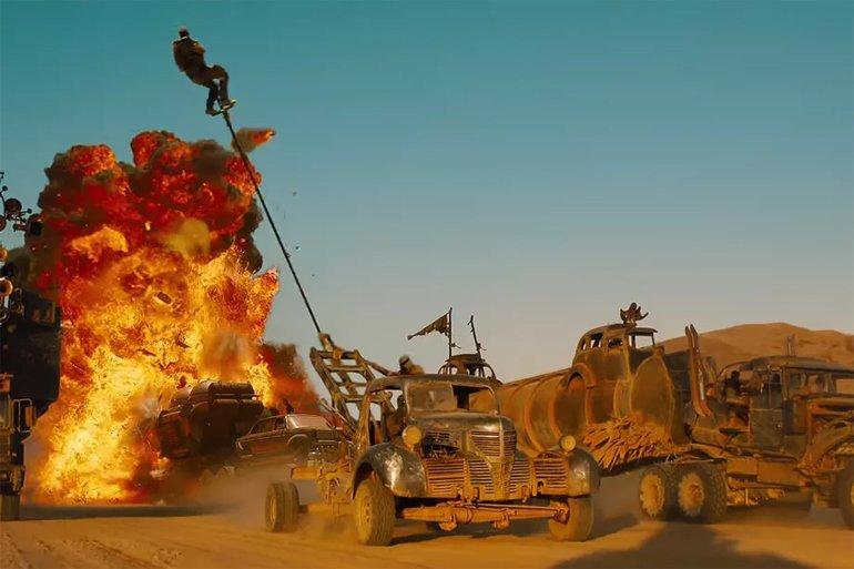 Mad Max: Fury Road'un Öncüsü, 2023 Yılında Sinema Salonlarına Gelecek