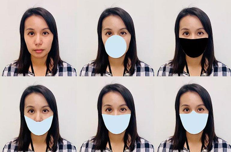 Maskeler Sadece Koronavirüs'ü Değil, Teknolojiyi de Engelliyor
