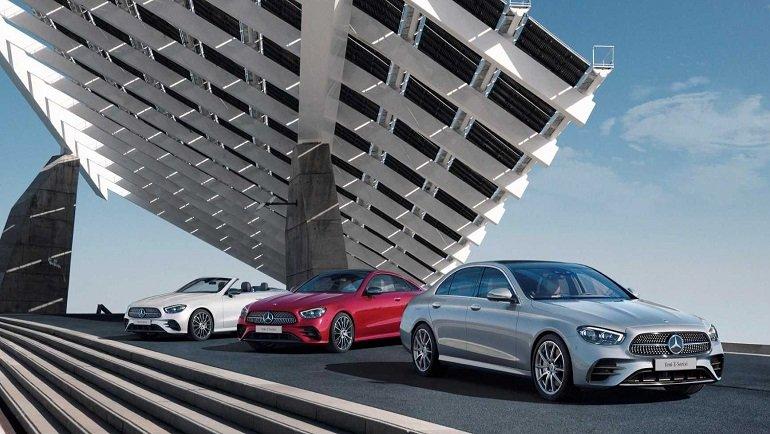 Mercedes E-Serisi Coupé ve Cabriolet Türkiye'de! İşte fiyatı, özellikleri