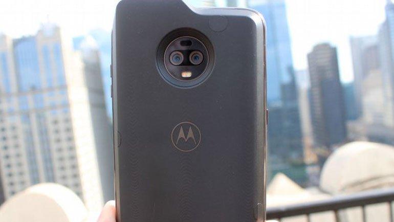 Motorola'dan 5G İçin Yeni Moto Mod