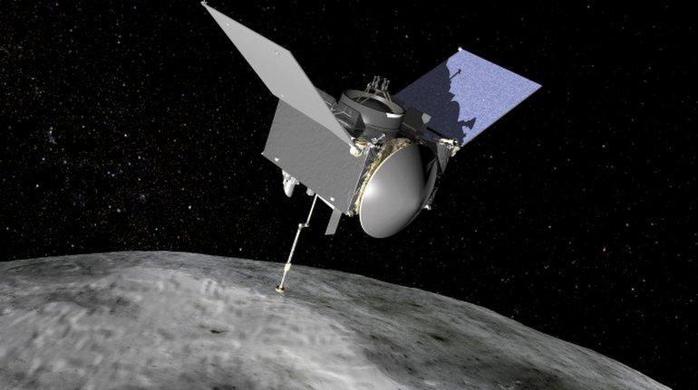 NASA, Bennu Meteoru'nu Ziyaret Ederek, 6 Saniye İçinde Tarih Yazdı
