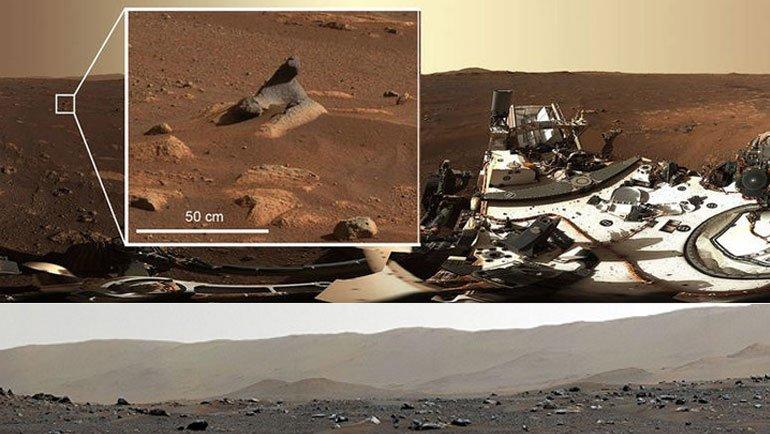 NASA paylaştı: Mars'tan gelen en net görüntüleri inceleyebilirsiniz
