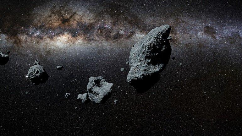 NASA'dan açıklama! Bu hafta Dünya'ya 5 adet asteroid yaklaşacak! Ayrıntılar