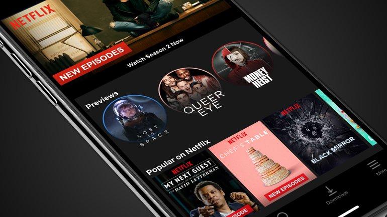Netflix Sizin İçin İndiriyor: Netflix'ten Sizin İçin İndirilenler Geldi