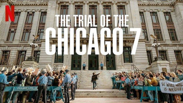 Netflix'ten bedava film sürprizi: The Trial of the Chicago 7