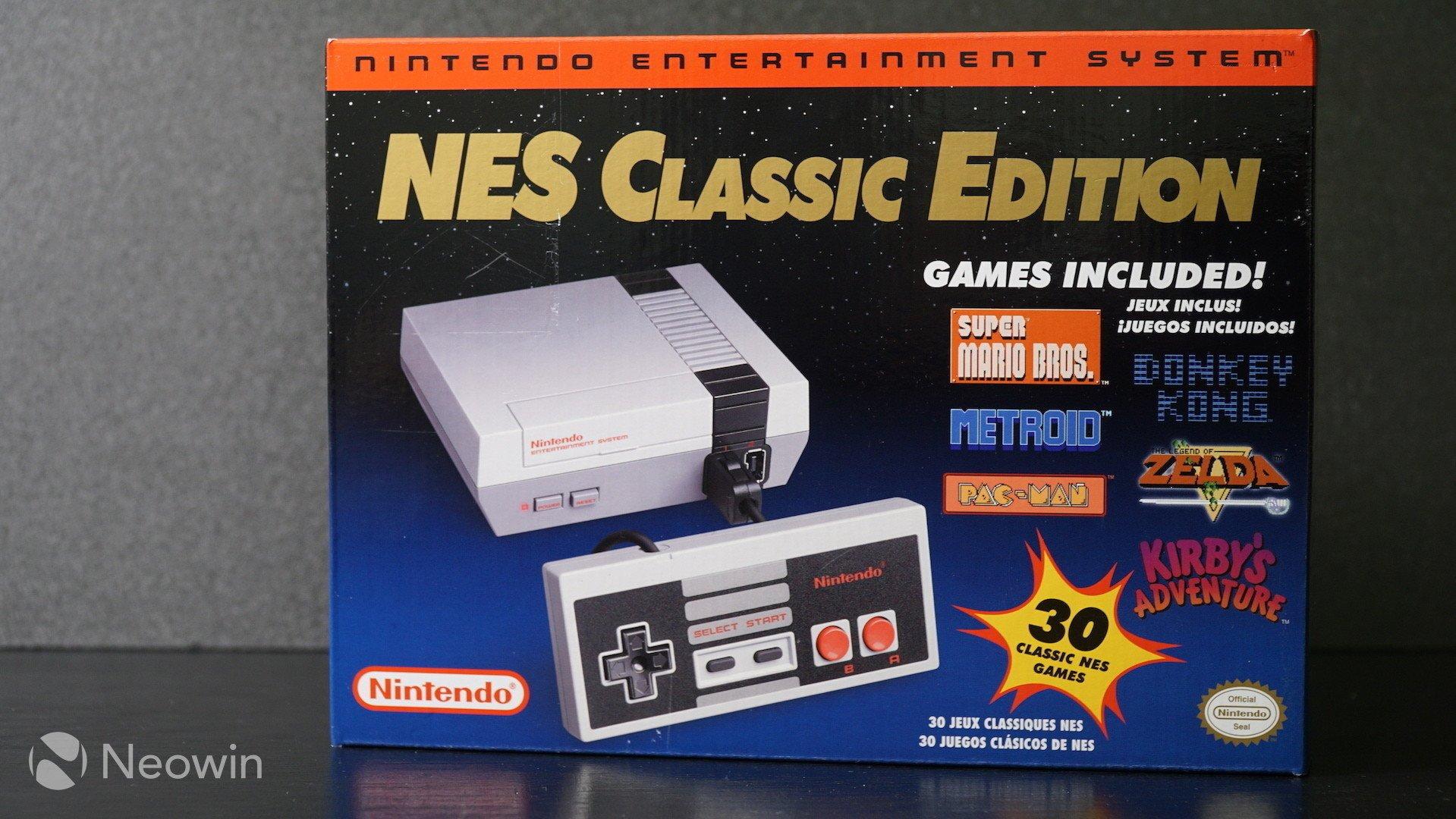 Nintendo NES Classic üretimi yine sonlanıyor