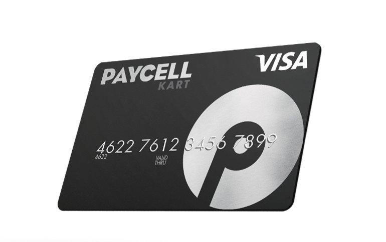 Paycell Kart 1 Milyon Kullanıcıya Ulaştı