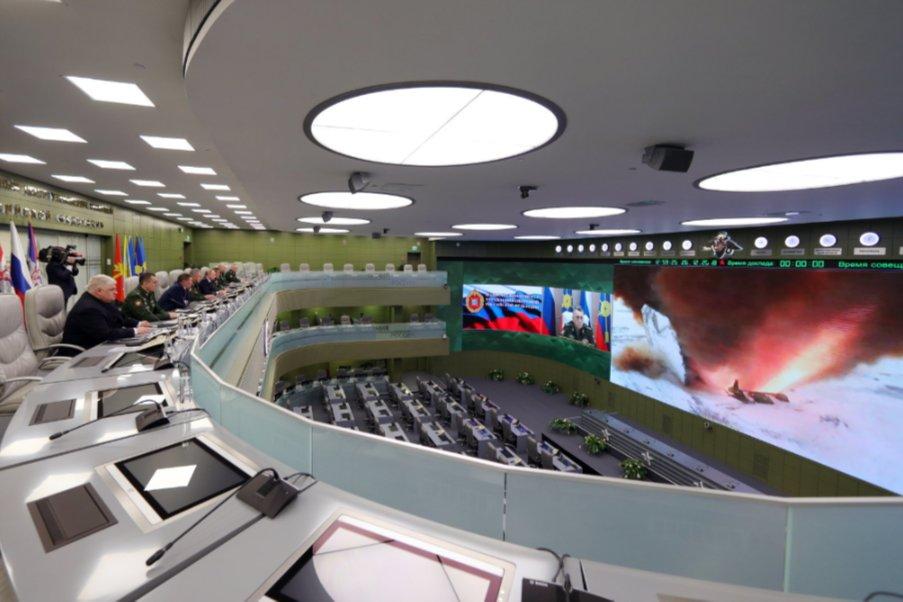 Rusya, Avangard Füze Sistemi'ni Tanıttı
