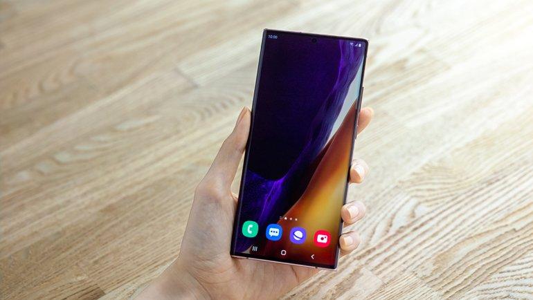 Samsung Galaxy Note20 Ultra Tanıtıldı! İşte Özellikleri ve Fiyatı!