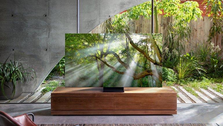 Samsung QLED TV İçin Önemli Göz Güvenlik Onayı Alındı!