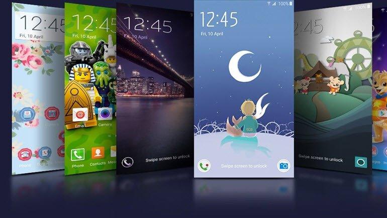 Samsung, Süreli Temalarda Geri Adım Attı