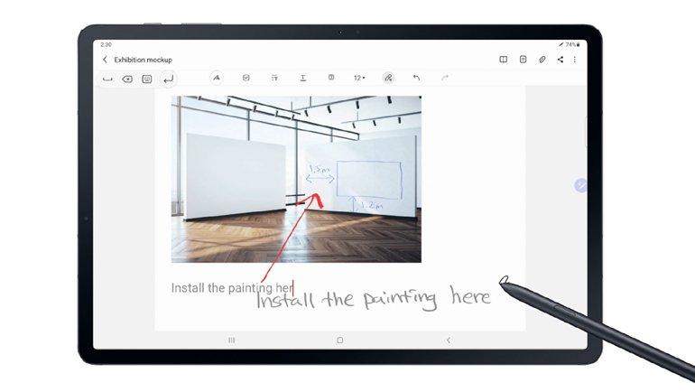 Samsung Tabletler İçin Yeni Güncelleme Geliyor